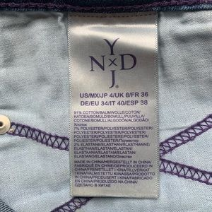 NYDJ Jeans - NYDJ Ankle Cuffed Lift & Tuck Technology Jeans